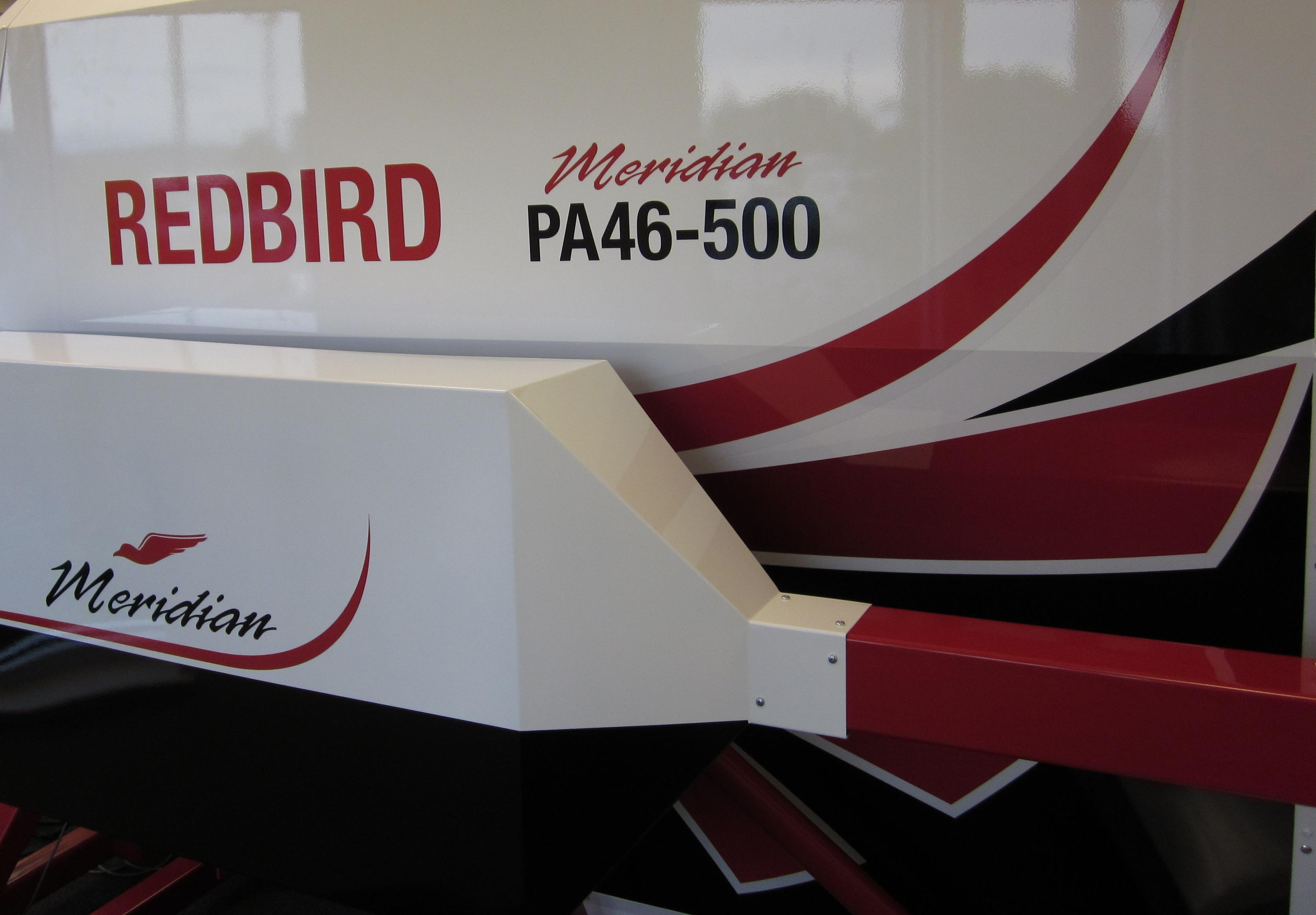 Redbird AMS Exterior
