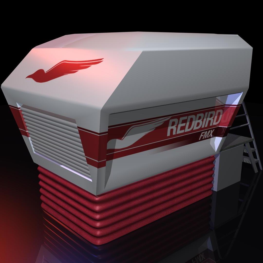 Redbird FMX Concept Design