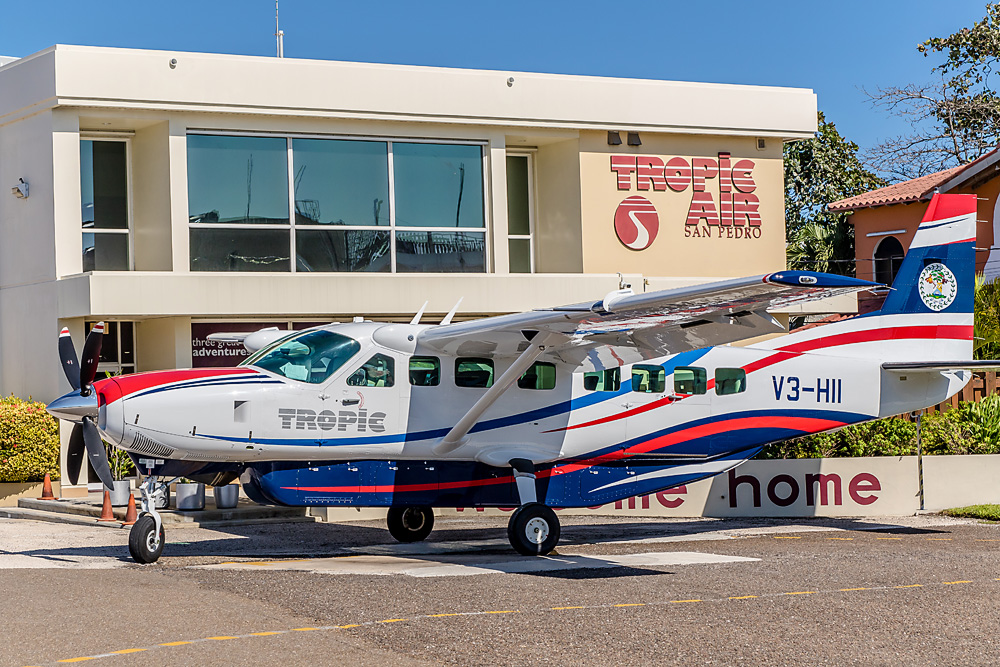 Tropic Air Cessna Carvan