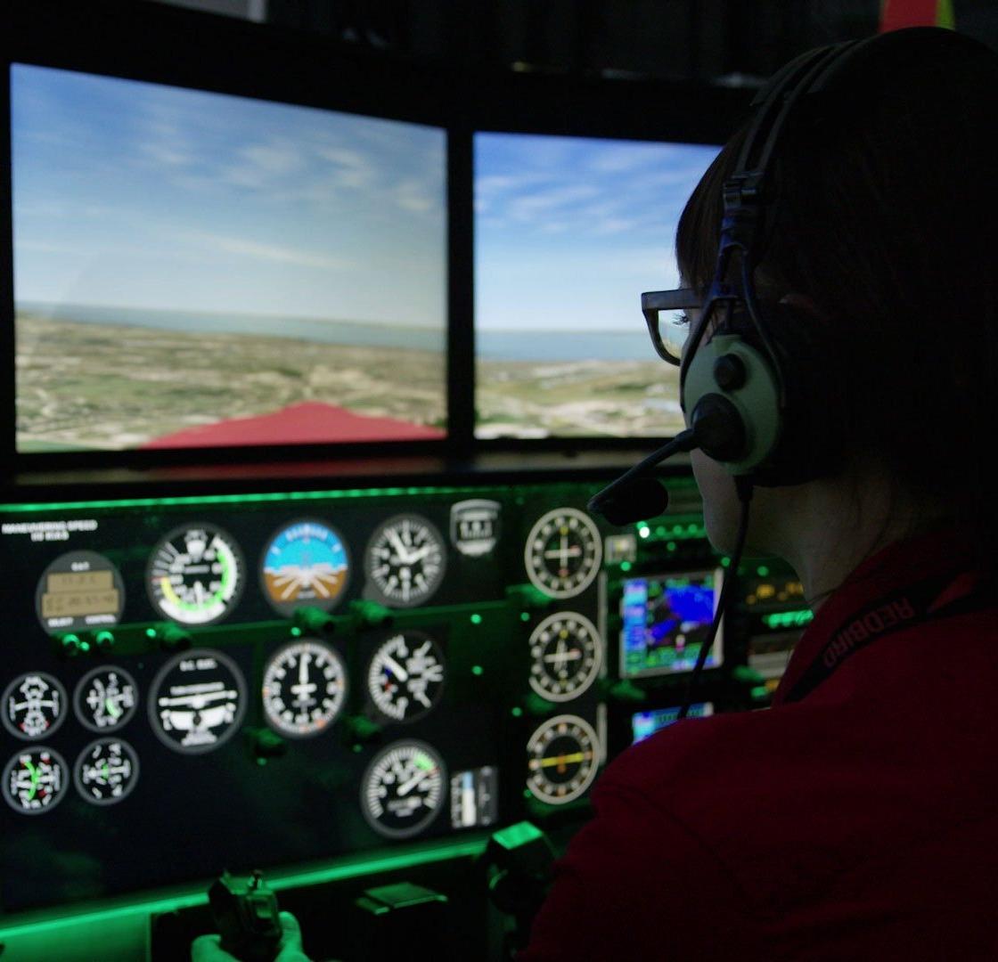 FMX Cockpit