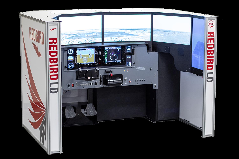 Redbird Flight Simulations LD