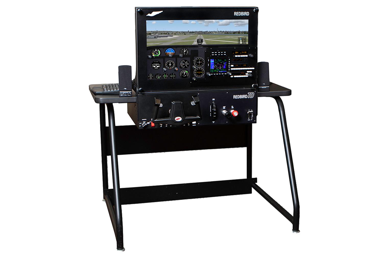 Redbird Flight Simulations TD