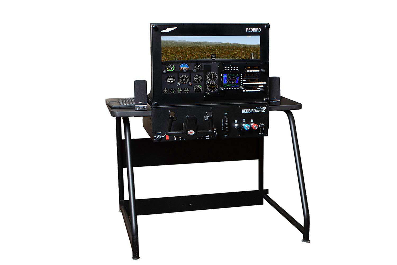 Redbird Flight Simulations TD2